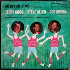 STEVE ALLEN Terry Gibbs, Captain album cover