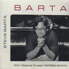 STEVE BARTA Steve Barta, With Special Guest Herbie Mann : Barta album cover
