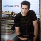 STEVE COLE Spin album cover