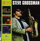 STEVE GROSSMAN 3 Original Album Classics album cover