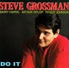 STEVE GROSSMAN Do It album cover