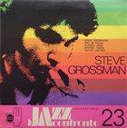 STEVE GROSSMAN Jazz A Confronto 23 album cover