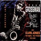 STEVE GROSSMAN Time to Smile album cover