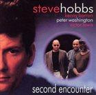 STEVE HOBBS Second Encounter album cover