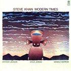 STEVE KHAN Modern Times album cover