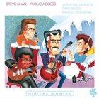STEVE KHAN Public Access album cover