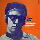 STEVE KUHN Childhood Is Forever album cover