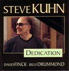 STEVE KUHN Dedication album cover