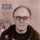 STEVE KUHN Live at Maybeck Recital Hall, Volume Thirteen album cover