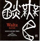 STEVE KUHN Waltz - Red Side album cover