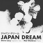 STEVE LACY Japan Dream (with Mal Waldron) album cover