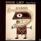 STEVE LACY More Monk album cover