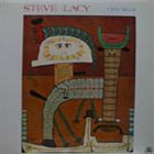 STEVE LACY Only Monk album cover