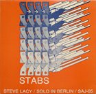 STEVE LACY Stabs / Solo In Berlin album cover