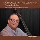 STEVE LASPINA A Change In The Weather album cover