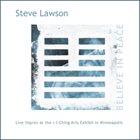 STEVE LAWSON Believe In Peace album cover