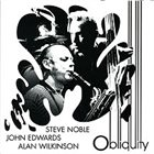 STEVE NOBLE Obliquity album cover
