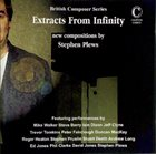 STEVE PLEWS Extracts From Infinity album cover
