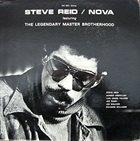 STEVE REID (DRUMS) Nova (Featuring Legendary Master Brotherhood) album cover