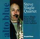 STEVE SLAGLE Alto Blue album cover