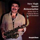 STEVE SLAGLE Reincarnation album cover