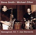 STEVE SMITH Reimagined, Vol. 1: Jazz Standards album cover