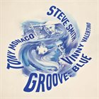 STEVE SMITH Steve Smith, Tony Monaco & Vinny Valentino : Groove: Blues album cover