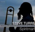 STEVE TURRE Spiritman album cover
