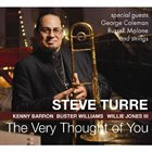 STEVE TURRE The Very Thought of You album cover