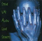 STEVE VAI Alien Love Secrets album cover