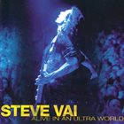STEVE VAI Alive In An Ultra World album cover