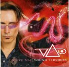 STEVE VAI Sound Theories Vol. I & II album cover