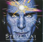STEVE VAI The Elusive Light & Sound Vol. 1 album cover