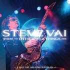 STEVE VAI Where The Other Wild Things Are album cover