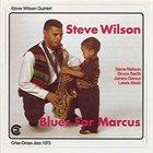 STEVE WILSON Blues for Marcus album cover