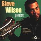 STEVE WILSON Generations album cover