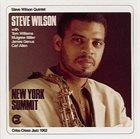 STEVE WILSON New York Summit album cover