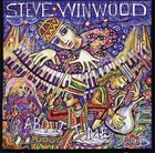 STEVE WINWOOD About Time album cover