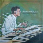 STEVE WINWOOD Greatest Hits Live album cover
