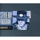STEVIE RAY VAUGHAN Greatest Hits album cover