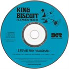 STEVIE RAY VAUGHAN King Biscuit Flower Hour album cover