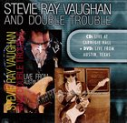 STEVIE RAY VAUGHAN Live At Carnegie Hall-Live From Austin, Texas album cover