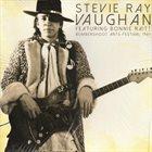 STEVIE RAY VAUGHAN Stevie Ray Vaughan Featuring Bonnie Raitt : Bumbershoot Arts Festival 1985 album cover