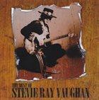 STEVIE RAY VAUGHAN The Best Of Stevie Ray Vaughan album cover