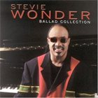 STEVIE WONDER Ballad Collection album cover