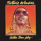 STEVIE WONDER Hotter Than July album cover