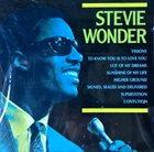 STEVIE WONDER Live album cover