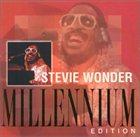 STEVIE WONDER Millennium Edition album cover