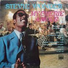 STEVIE WONDER My Cherie Amour album cover