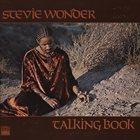 STEVIE WONDER Talking Book Album Cover